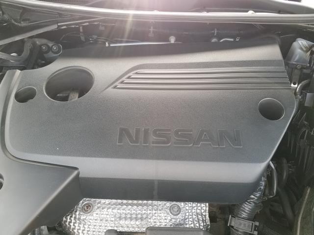 2016 Nissan Altima 2.5 SR 8