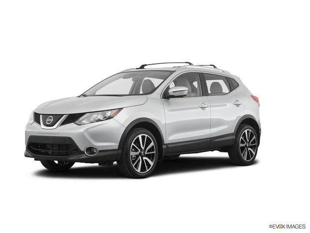 Brilliant Silver Metallic 2019 Nissan Rogue Sport SL SUV East Windsor NJ