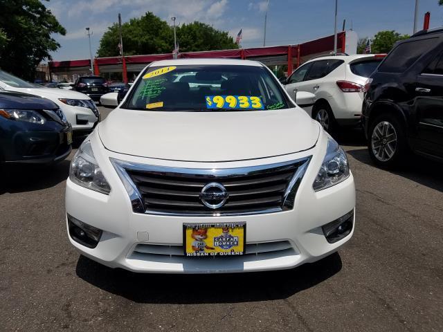 2014 Nissan Altima 2.5 SL 5