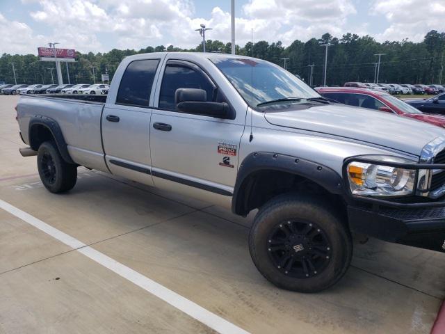 2007 Dodge Ram 2500 for sale in Tyler, TX 3D7KS28C17G762469