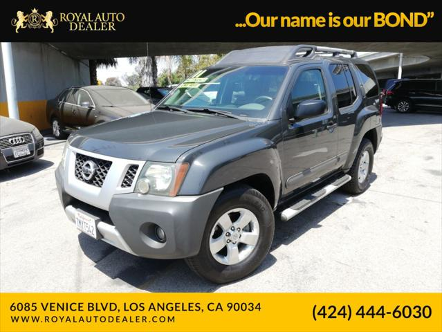 Used 2011 Nissan Xterra S Suv In Los Angeles Ca Near 90034 5n1an0nu4bc508762 Auto Com