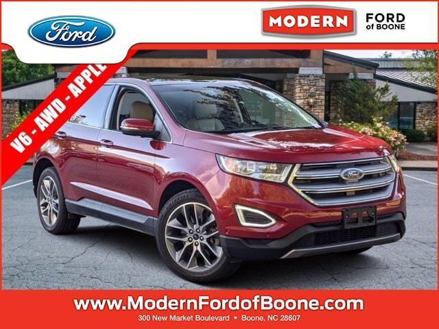 2018 Ford Edge Titanium for sale in Boone, NC