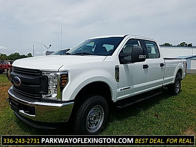 Oxford White 2019 Ford F-350SD XL 4D Crew Cab Lexington NC