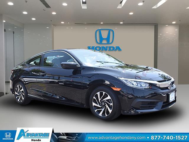 2017 Honda Civic Coupe LX-P 2dr Car Slide