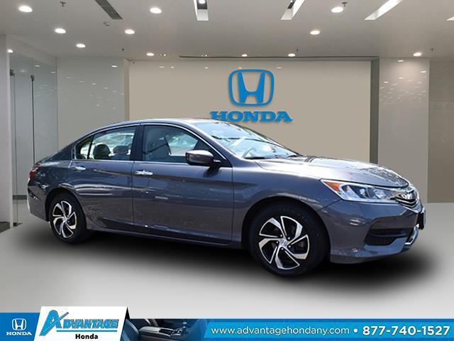 2017 Honda Accord Sedan LX 4dr Car Slide