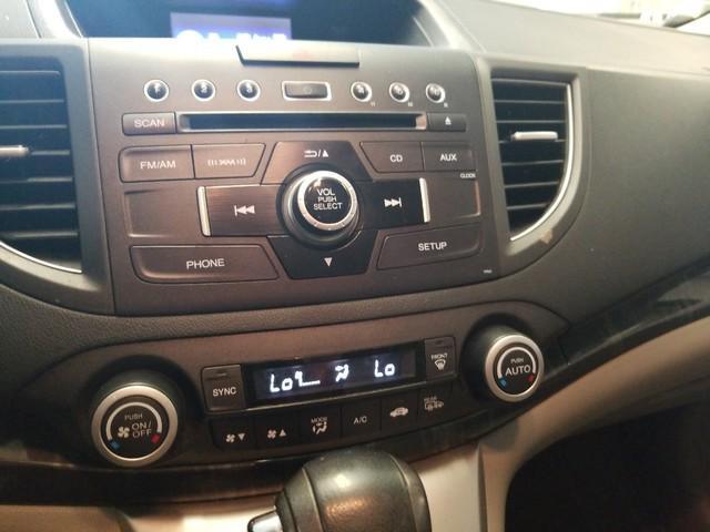 2014 Honda Cr-V EX-L 17