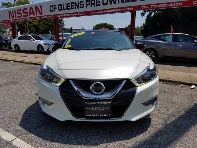 2017 Nissan Maxima Platinum 6