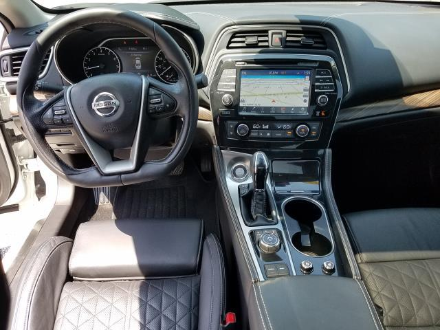 2017 Nissan Maxima Platinum 12