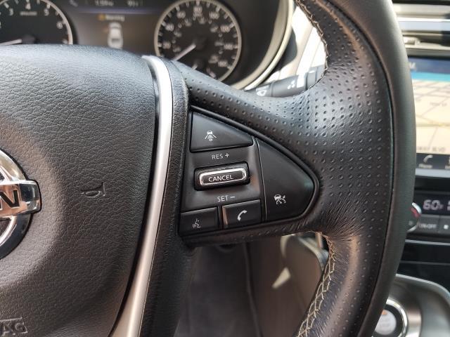 2017 Nissan Maxima Platinum 19
