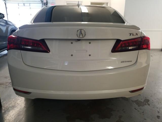 2016 Acura Tlx V6 Tech 5