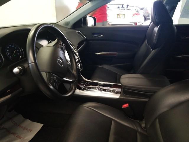 2016 Acura Tlx V6 Tech 10