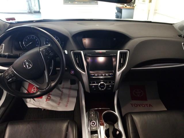2016 Acura Tlx V6 Tech 13