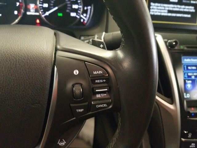 2016 Acura Tlx V6 Tech 22