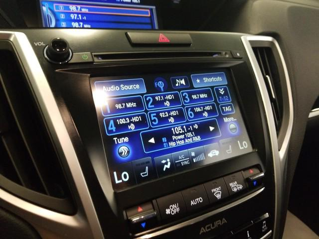 2016 Acura Tlx V6 Tech 24