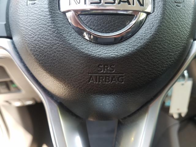 2017 Nissan Rogue S 18