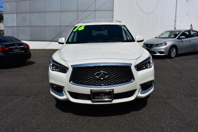 2016 INFINITI QX60 AWD 4dr 5