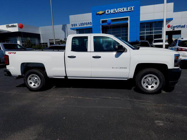 2019 Chevrolet Silverado 1500 Ld Work Truck