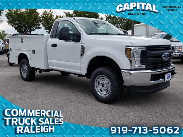 2019 Ford F-250Sd 8FT SERVICE BODY 2D Standard Cab Slide 0
