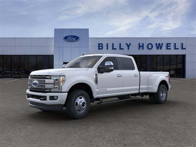 2019 Ford F-350Sd Platinum