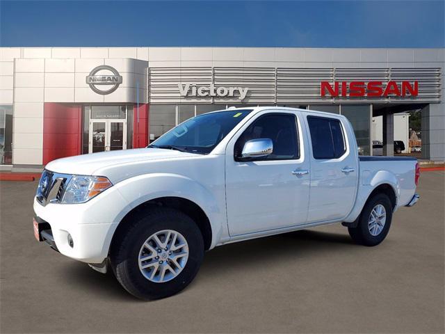 2018 Nissan Frontier SV V6 [17]