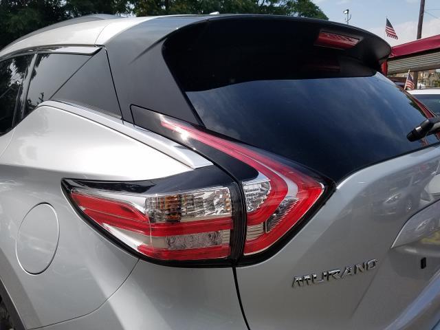 2016 Nissan Murano SV 6