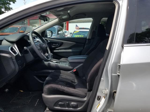 2016 Nissan Murano SV 10