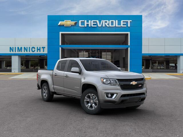 2020 Chevrolet Colorado 2WD Z71