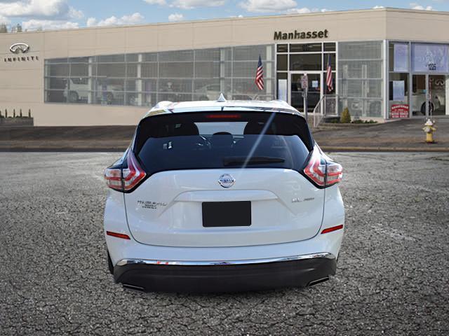 2016 Nissan Murano SL 2