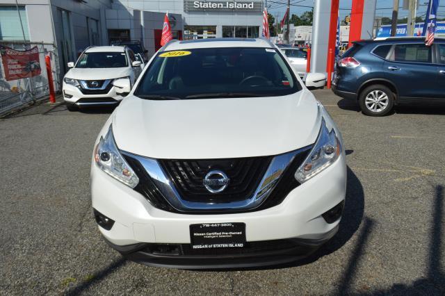 2016 Nissan Murano SL 6