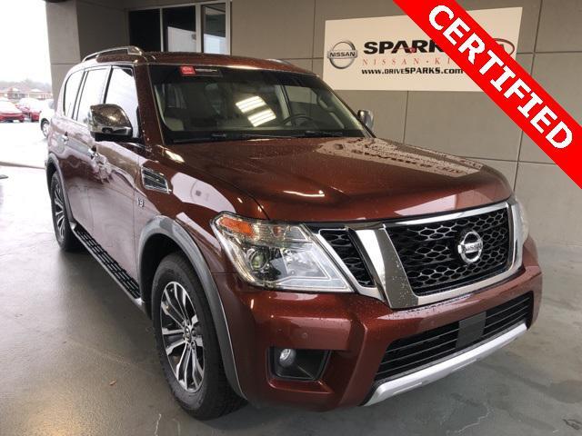2017 Nissan Armada SL [2]