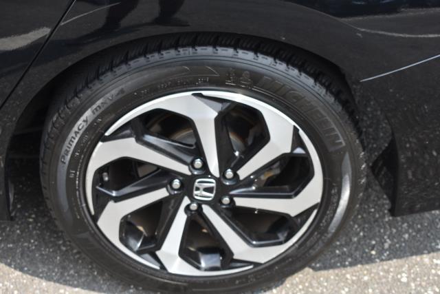 2017 Honda Accord Sedan EX-L 4