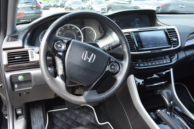2017 Honda Accord Sedan EX-L 8