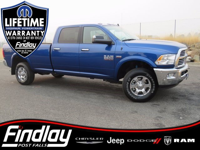 2017 Ram 2500 Big Horn for sale in Post Falls, ID