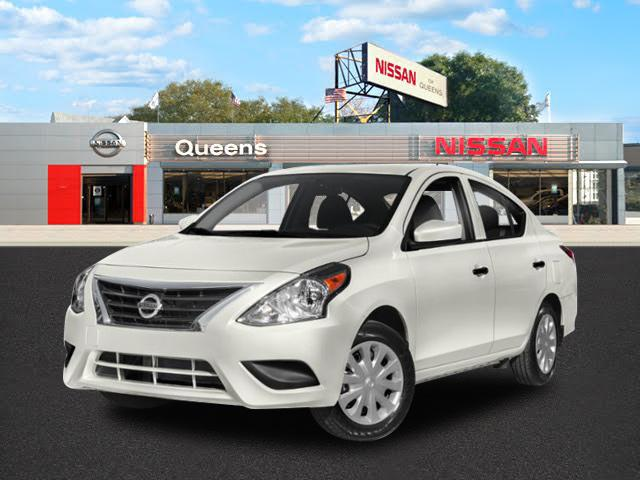 4 New Nissan Versa in Stock in Ozone Park, NY serving ...