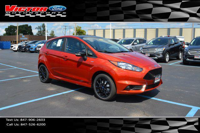 2019 Ford Fiesta ST Line for sale in Wauconda, IL