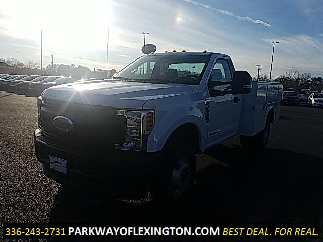 2019 Ford F-350SD XL 9FT SERVICE BODY Cab/Chassis Slide
