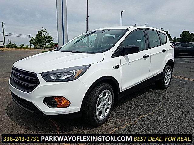 Oxford White 2019 Ford Escape S 4D Sport Utility Lexington NC