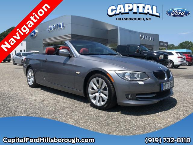 2011 BMW 3 Series 328I Convertible Slide