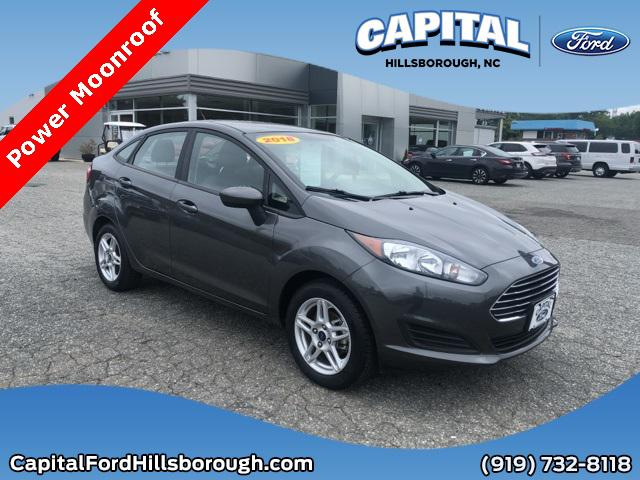 2018 Ford Fiesta SE 4dr Car Slide