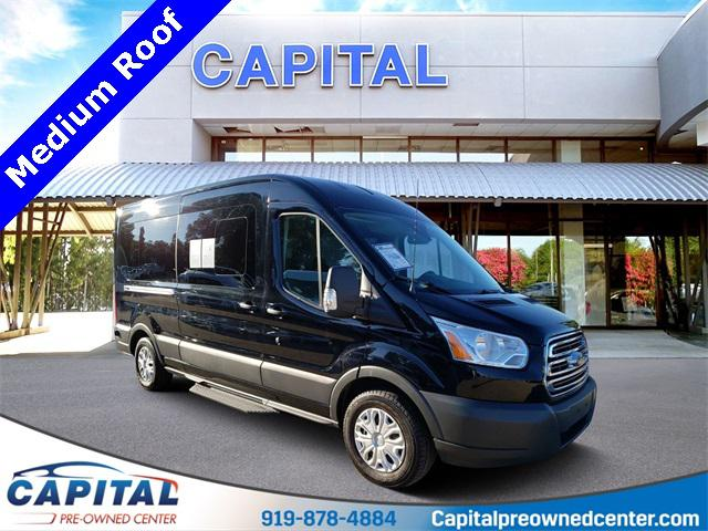 2018 Ford Transit-350  3D Medium Roof Wagon Slide