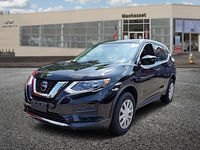 2019 Nissan Rogue S 0