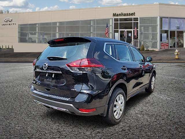 2019 Nissan Rogue S 2