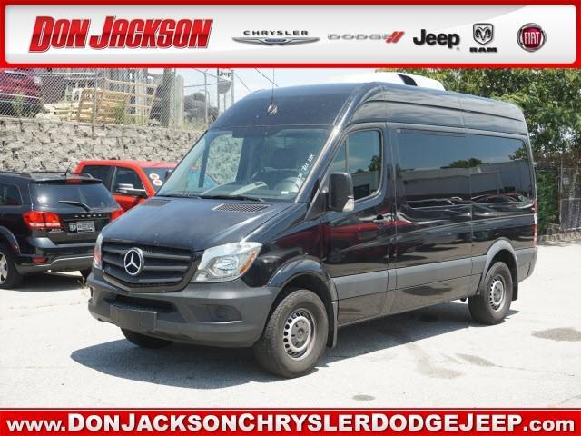 Used 2017 Mercedes Benz Sprinter 2500 Standard Roof Passenger Van In Union City Ga Near 30291 8brpe7cd4he131727 Auto Com