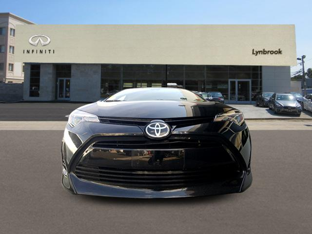 2017 Toyota Corolla LE 0