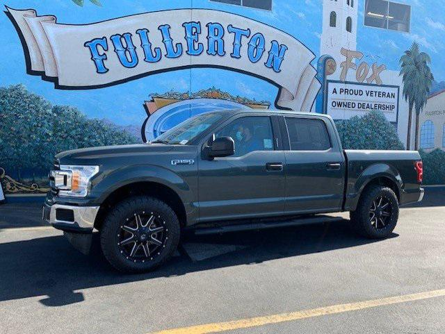 2018 Ford F-150 XLT for sale in Fullerton, CA