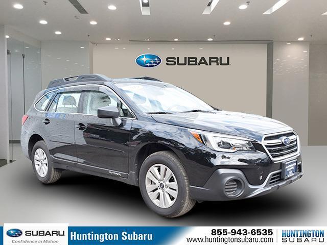 Crystal Black Silica 2019 Subaru Outback 2.5I SUV Huntington NY
