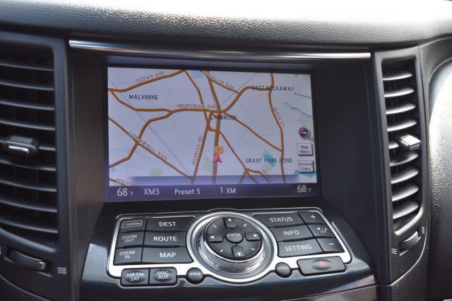 2016 INFINITI QX70 AWD 4dr 18