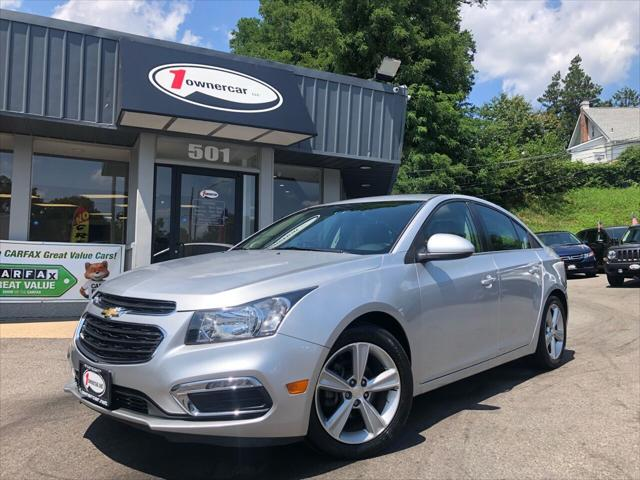 2016 Chevrolet Cruze Limited LT for sale in Clifton Heights, PA