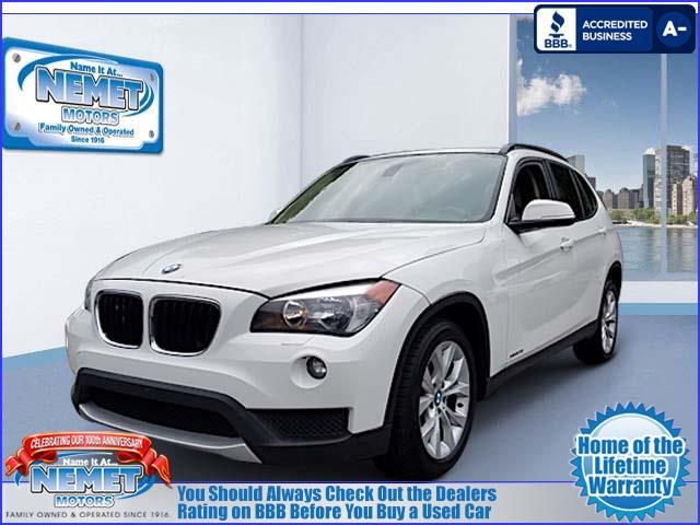 Bmw Dealers Long Island >> 2014 Bmw X1 For Sale In Queens Long Island Ny