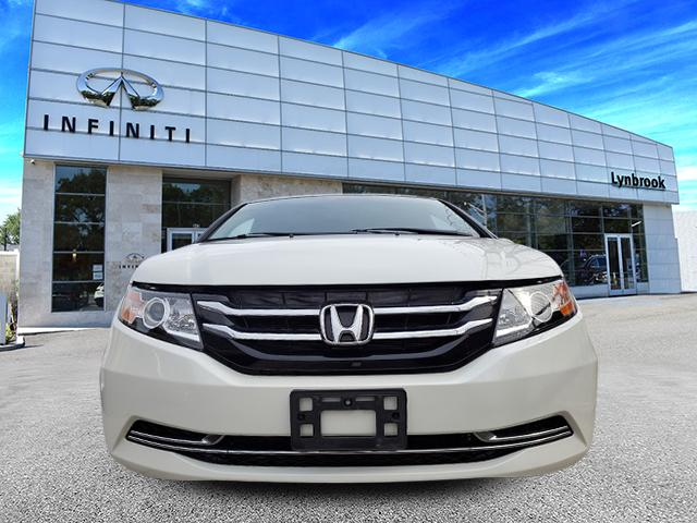2014 Honda Odyssey EX-L 0